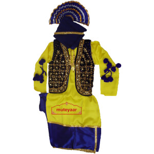 Bhangra dance Costume / outfit – ready to wear