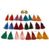 lotan earrings handicraft jewellery set