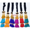 Lot of 6 paranda Jalebi ethnic Colorful parandi to match ur suit