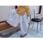 100% Pure Cotton Patiala Salwar – Custom Stitched