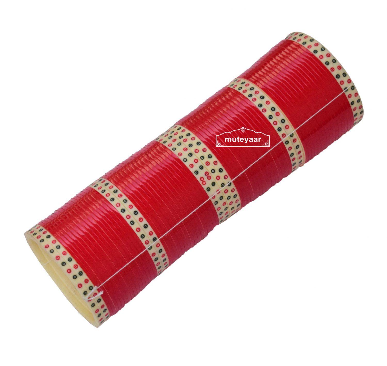 Custom made Traditional Chura for Wedding of Punjabi Bride CH001 1
