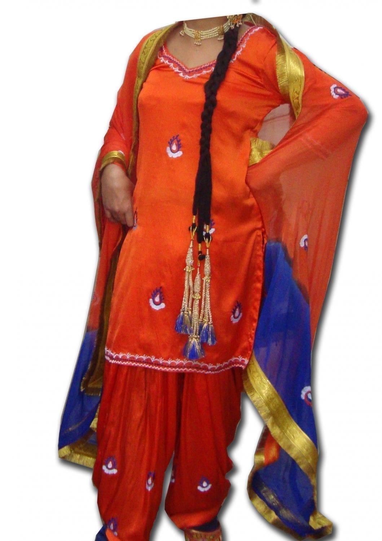 Giddha Costumes