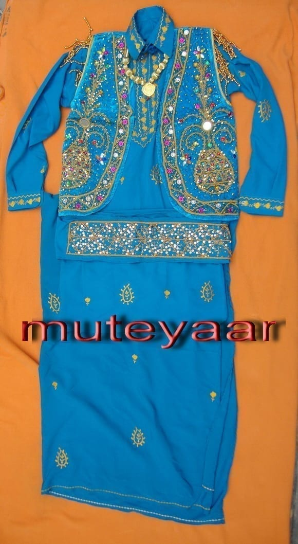 Punjabi Bhangra dance Costume / outfit - ready to wear 4