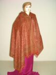Pashmina Hand made kashmeere woollen REVERSIBLE SHAWL C0321