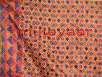 Phulkari Bagh Heavy Embroidered multicolor dupatta D0692