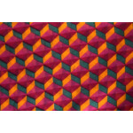 GEORGETTE PRINTED fabric for Kurti, Saree, Salwar, Dupatta GF014