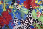 GEORGETTE PRINTED fabric for Kurti, Saree, Salwar, Dupatta GF021