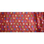 GEORGETTE PRINTED fabric for Kurti, Saree, Salwar, Dupatta GF023