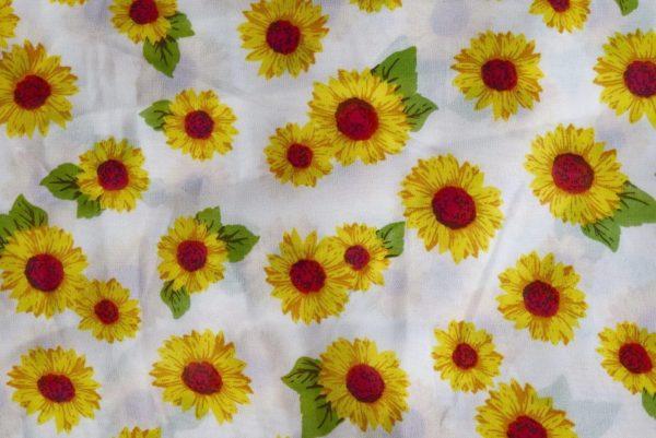 GEORGETTE PRINTED fabric for Kurti, Saree, Salwar, Dupatta (per meter price)  GF027