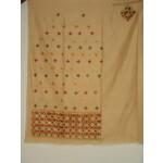 Phulkari Hand Embroidered Chanderi Kurti K0293