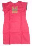 100% PURE COTTON hand embroidered kurta kurti K0303 size L