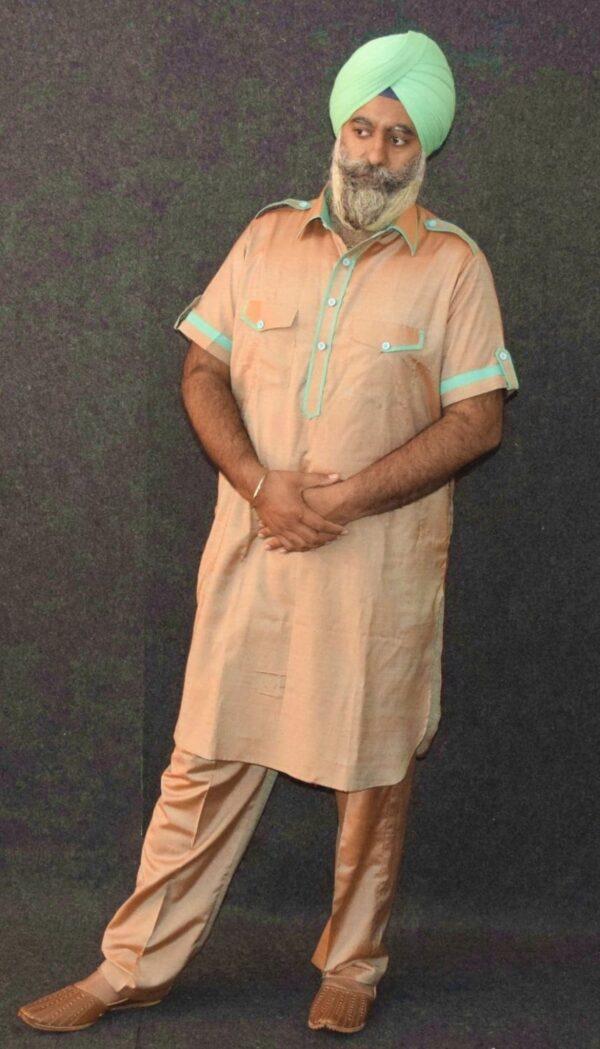 Party Wear Readymade Designer Kurta Pajama set for Men KP001