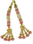Latkans Dangles pair Multipurpose use for blouse, saree , dupatta, kurti, curtains LK025
