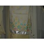 M/C embroidered COTTON Salwar Kameez Faux chiffon chunni M0284