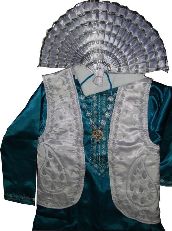 Punjabi Bhangra dance Costume / outfit dress- ready to wear 1