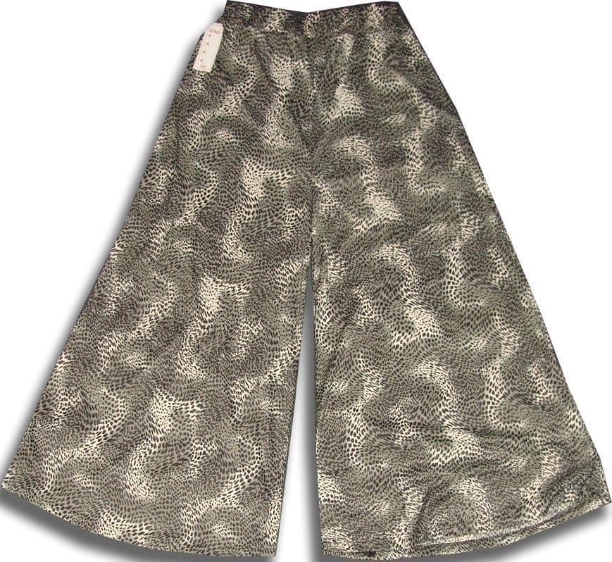 Soft Cotton Hosiery Fabric Ladies Night Wear Bottom Pants Pajama NS132 1