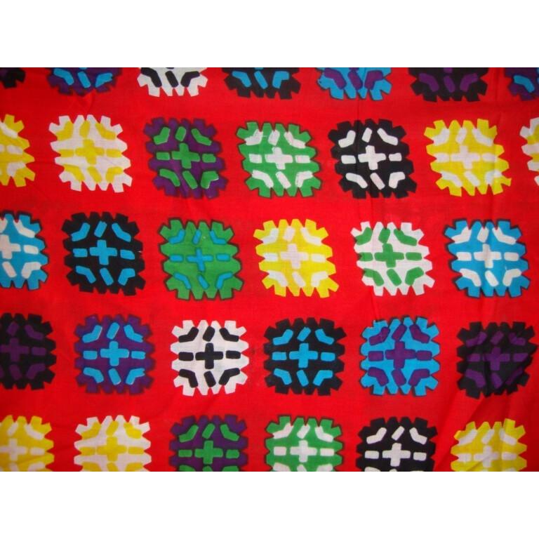 100% Soft PURE COTTON PRINTED fabric (per meter price) PC009
