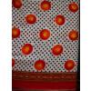 100% PURE COTTON border design fabric (per meter price) PC020