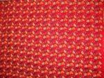 100% Soft PURE COTTON PRINTED fabric (per meter price)  PC039