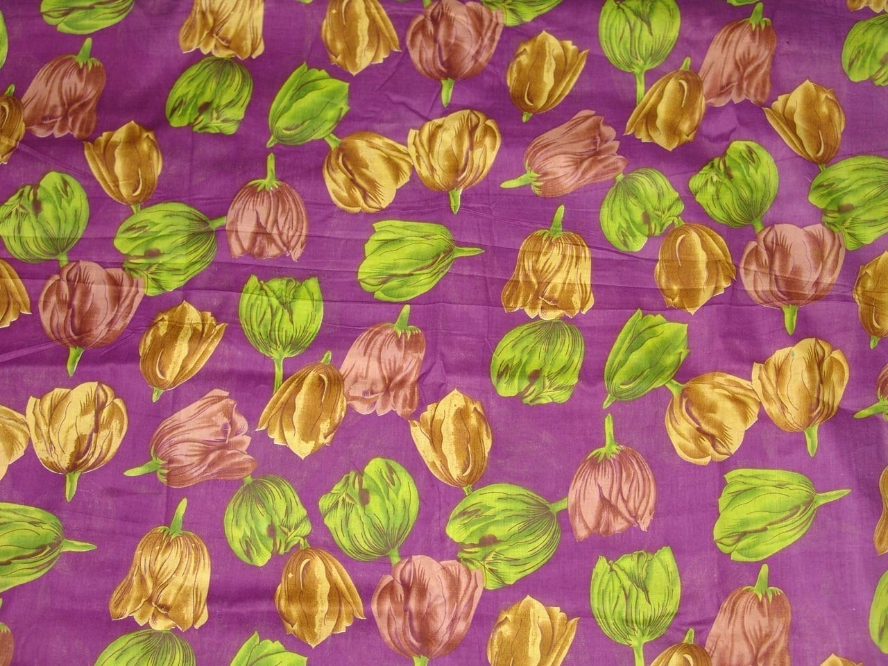 100% Soft PURE COTTON PRINTED fabric (per meter price)  PC082 2