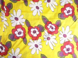 100% PURE Soft COTTON PRINTED fabric (per meter price)  PC095