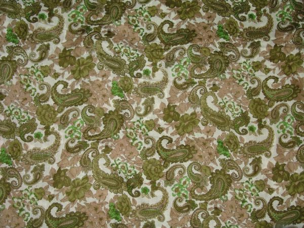 100% PURE Soft COTTON PRINTED fabric (per meter price)  PC118