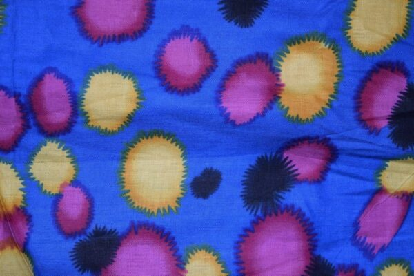 100% PURE Soft COTTON PRINTED fabric (per meter price)  PC127