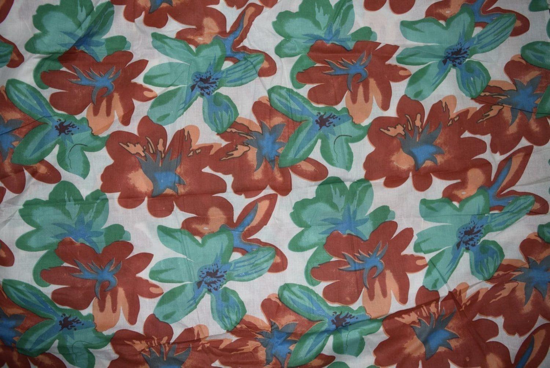 100% PURE Soft COTTON PRINTED fabric PC132 1