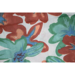 100% PURE Soft COTTON PRINTED fabric PC132