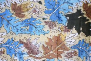 100% PURE Soft COTTON PRINTED fabric PC148