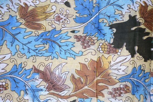100% PURE Soft COTTON PRINTED fabric (per meter price)  PC148