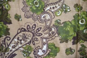 100% PURE Soft COTTON PRINTED fabric PC154