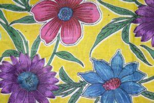 100% PURE Soft COTTON PRINTED fabric PC156
