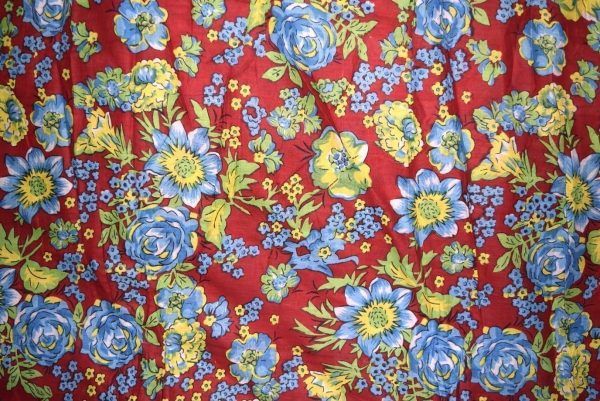 100% PURE Soft COTTON PRINTED fabric (per meter price)  PC160