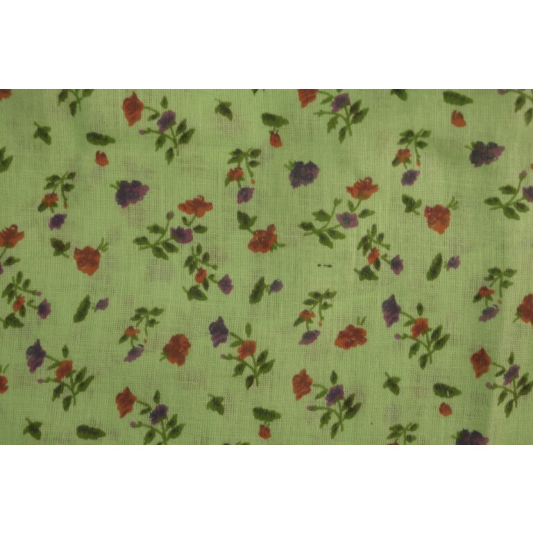 100% PURE Soft COTTON PRINTED fabric (per meter price)  PC164