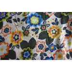 100% PURE Soft COTTON PRINTED fabric PC179