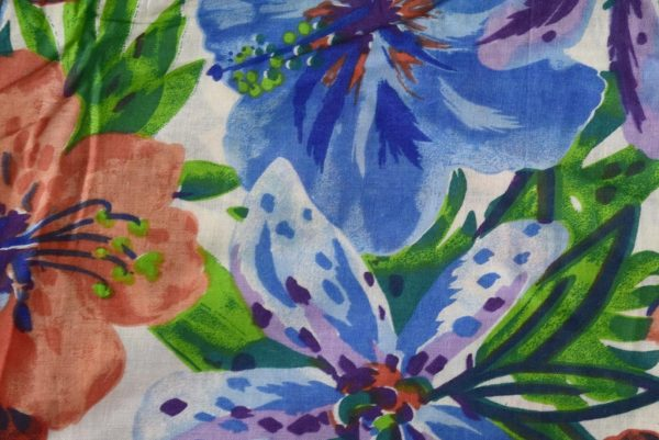 100% PURE Soft COTTON PRINTED fabric (per meter price)  PC180