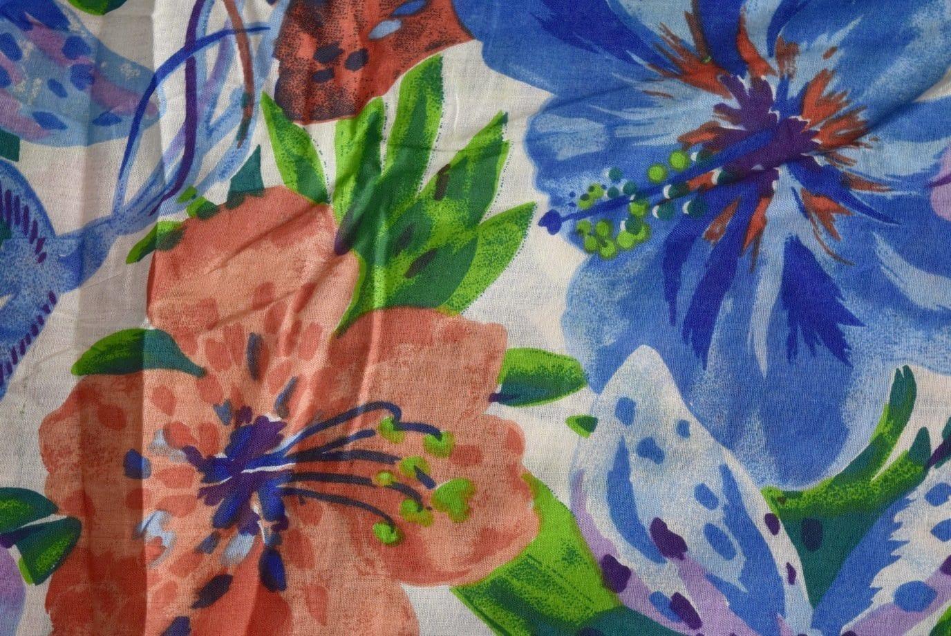 100% PURE Soft COTTON PRINTED fabric PC180 3