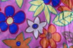 100% PURE Soft COTTON PRINTED fabric PC183