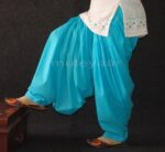 SKY BLUE 100% PURE COTTON PATIALA SALWAR from Patiyala city !!