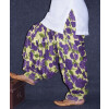 Limited Edition Printed 100%  Pure Cotton Full Patiala Salwar PPS173