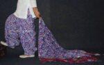 100% Pure Cotton FULL Patiala Salwar + matching cotton printed dupatta PSD144