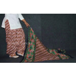 100% Pure Cotton FULL Patiala Salwar + matching cotton printed dupatta PSD156