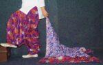 100% Pure Cotton FULL Patiala Salwar + matching cotton printed dupatta PSD171