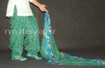 100% Pure Cotton FULL Patiala Salwar + matching dupatta PSD98