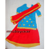 Red Firozi custom made GIDDHA  Costume outfit Ghagra dress