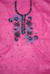 Pure Cotton FULL Patiala Salwar embr  Suit Cotton Dupatta RM194