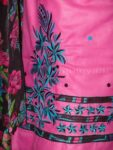 Pure Cotton FULL Patiala Salwar embr  Suit Cotton Dupatta RM197