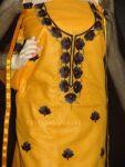 FULL PATIALA 100% cotton Salwar Suit PURE CHIFFON Dupatta RM236