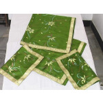 Green Hand Painted Rumala Sahib !!